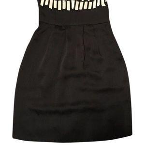 BCBGeneration Dresses - BCBGeneration Sexy Black Cocktail Dress